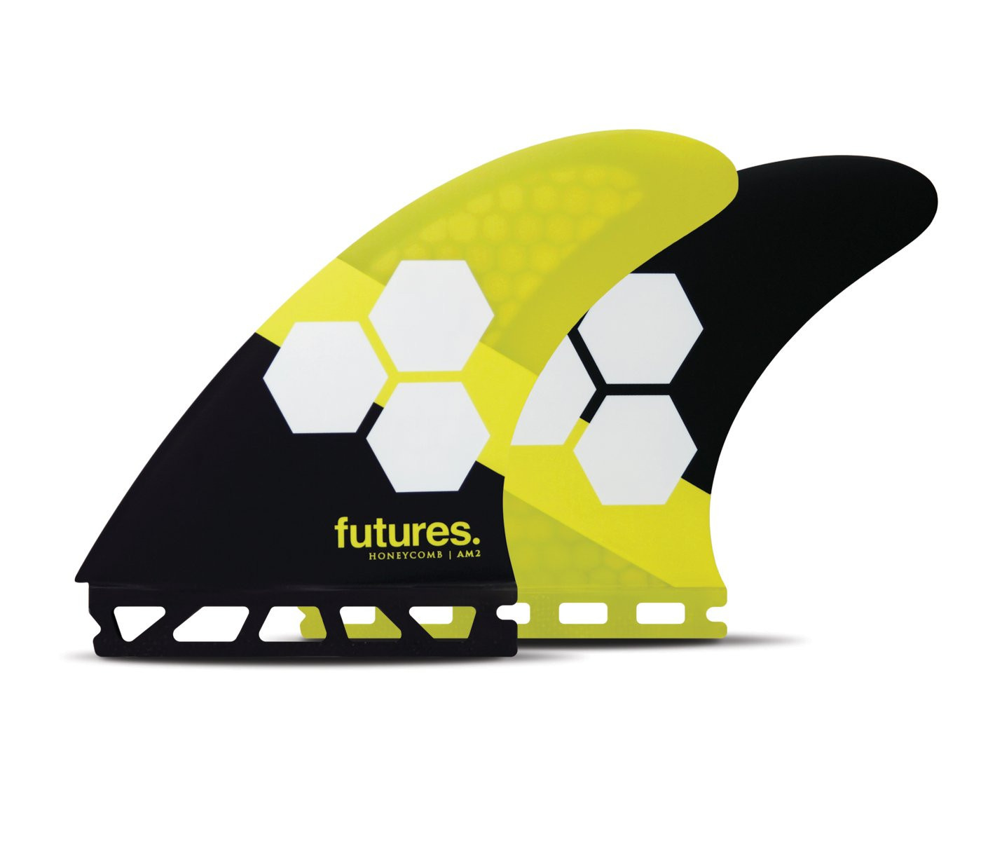 FAM2 RTM Hex Yellow & Black
